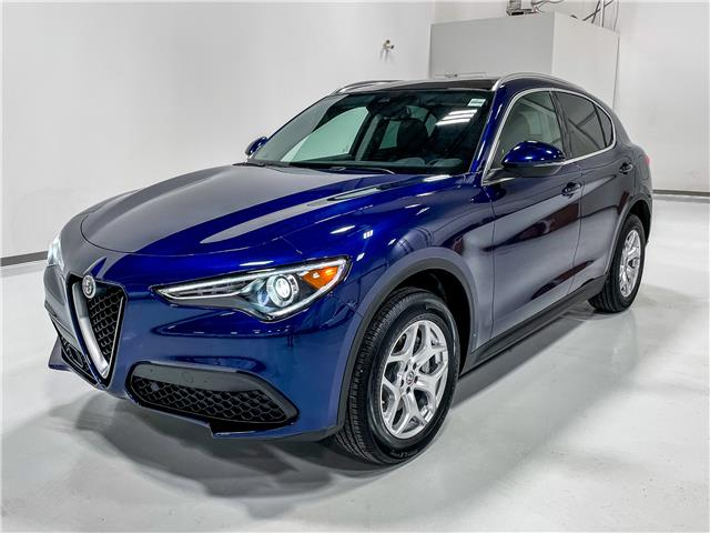 2021 Alfa Romeo Stelvio Sprint (Stk: ARE0105) in Edmonton - Image 1 of 22