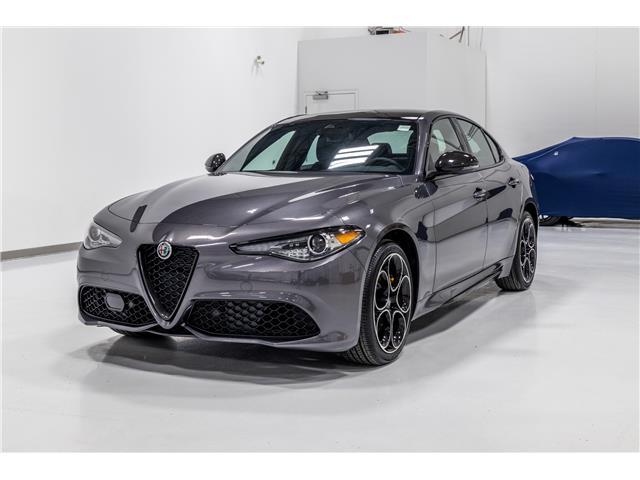 2021 Alfa Romeo Giulia ti (Stk: ARE0109) in Edmonton - Image 1 of 21
