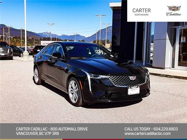2020 Cadillac CT4 V-Series (Stk: D14850) in North Vancouver - Image 1 of 24