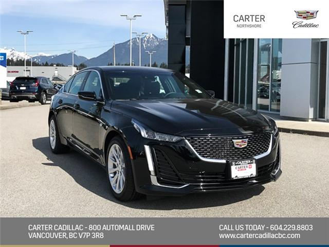 2020 Cadillac CT5 Luxury (Stk: D16740) in North Vancouver - Image 1 of 23
