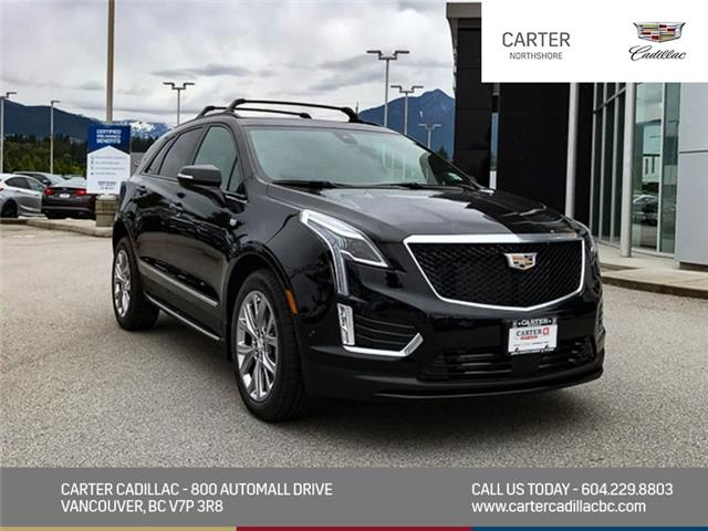 2020 Cadillac XT5 Sport (Stk: D20700) in North Vancouver - Image 1 of 24