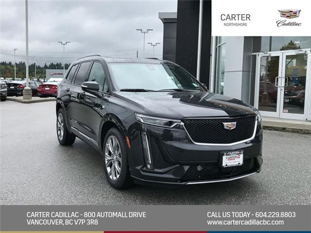 2020 Cadillac XT6 Sport (Stk: D54050) in North Vancouver - Image 1 of 22