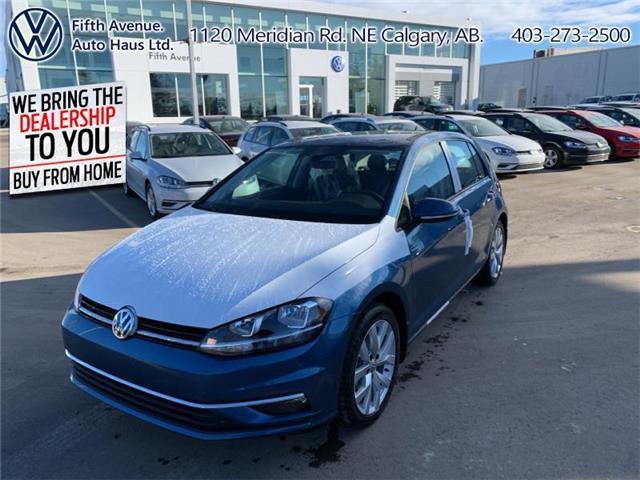 2021 Volkswagen Golf Highline (Stk: 21117) in Calgary - Image 1 of 25