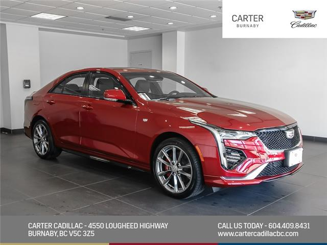 2021 Cadillac CT4 Sport (Stk: C1-34880) in Burnaby - Image 1 of 23