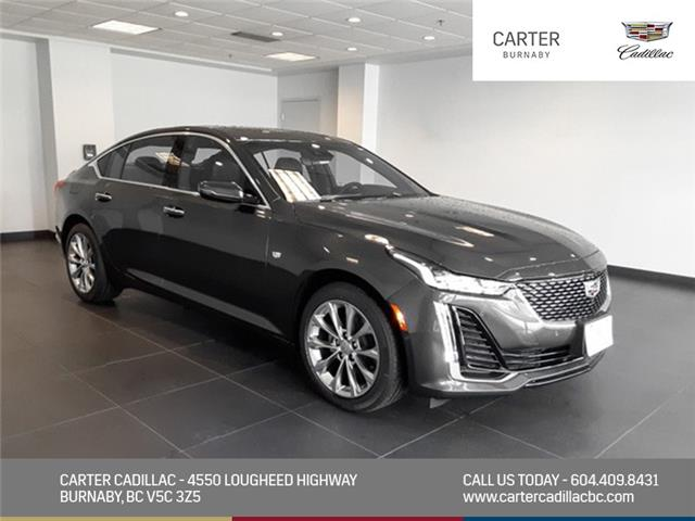 2020 Cadillac CT5 Premium Luxury (Stk: C0-10880) in Burnaby - Image 1 of 23