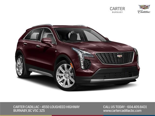 New 2021 Cadillac XT4 Sport  - Burnaby - Carter GM Burnaby