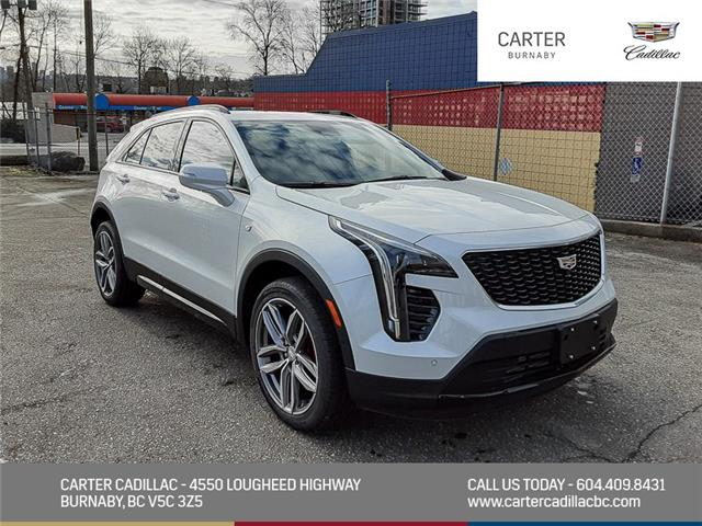 2021 Cadillac XT4 Sport (Stk: C1-90640) in Burnaby - Image 1 of 23