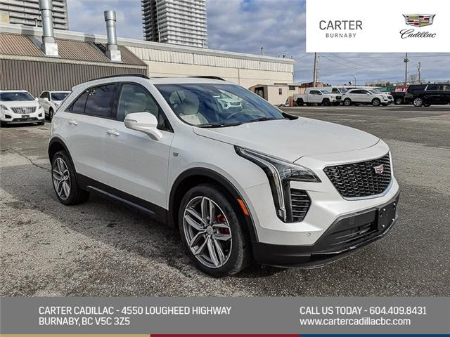 2021 Cadillac XT4 Sport (Stk: C1-36470) in Burnaby - Image 1 of 23