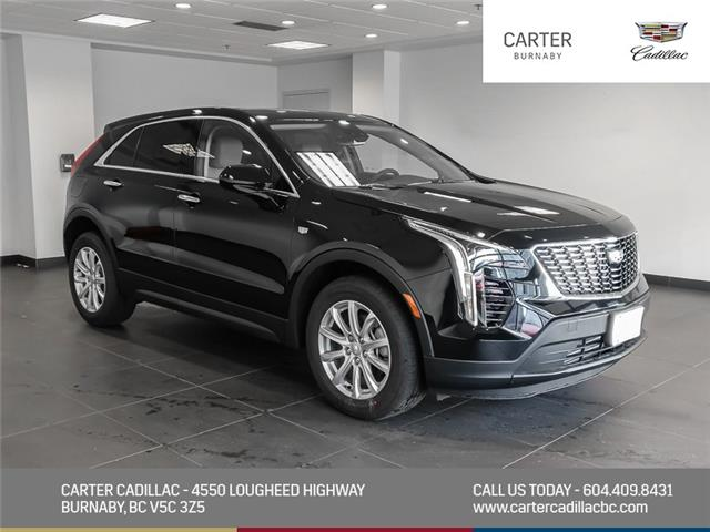 2021 Cadillac XT4 Luxury (Stk: C1-23000) in Burnaby - Image 1 of 23
