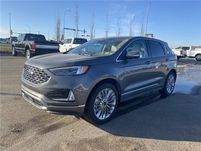 2021 Ford Edge Titanium (Stk: MED001) in Fort Saskatchewan - Image 1 of 22