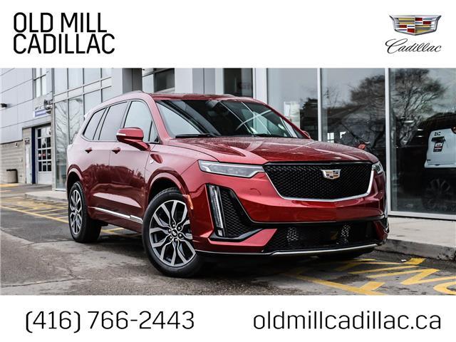 2021 Cadillac XT6 Sport (Stk: MZ185520) in Toronto - Image 1 of 26