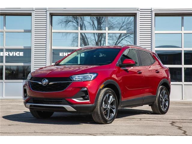 2021 Buick Encore GX Select (Stk: M0053) in Trois-Rivières - Image 1 of 27