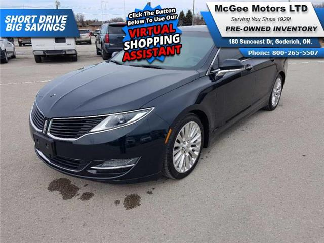 2014 Lincoln MKZ Base (Stk: 19435) in Goderich - Image 1 of 27