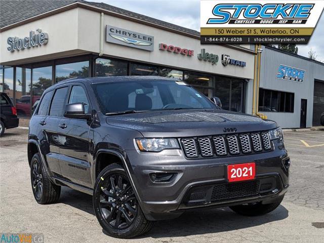 2021 Jeep Grand Cherokee Laredo (Stk: 36127) in Waterloo - Image 1 of 16