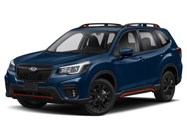 2021 Subaru Forester Sport (Stk: S21179) in Sudbury - Image 1 of 8