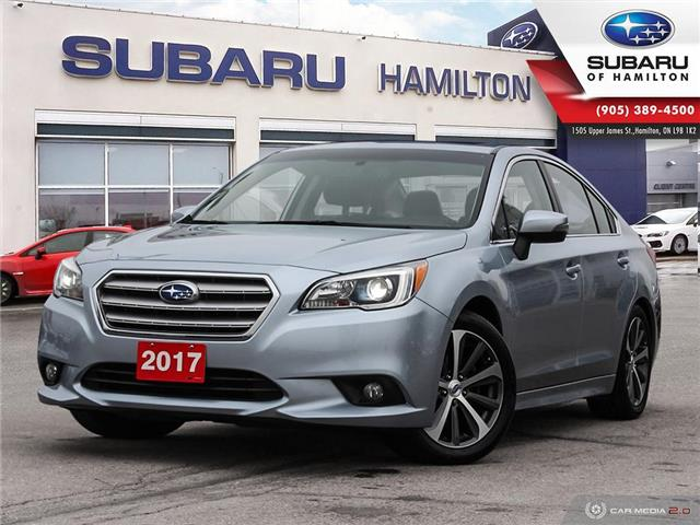 2017 Subaru Legacy 2.5i Limited (Stk: U1668) in Hamilton - Image 1 of 29