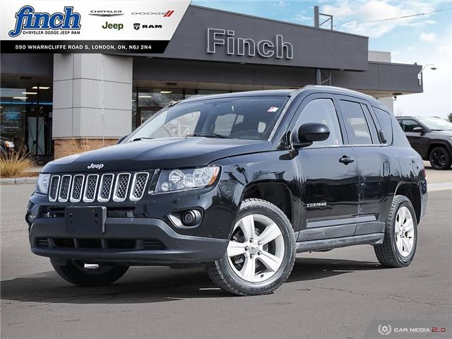 2014 Jeep Compass Sport/North (Stk: 43528) in London - Image 1 of 27