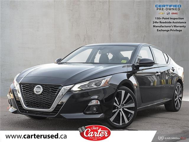 2019 Nissan Altima 2.5 Platinum (Stk: 26391U) in Calgary - Image 1 of 29