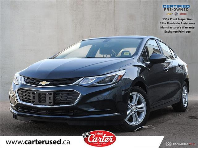 2018 Chevrolet Cruze LT Auto (Stk: 64489U) in Calgary - Image 1 of 27
