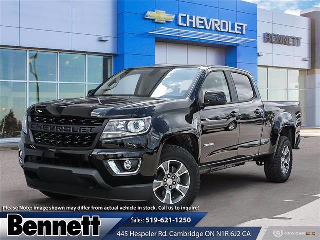 2021 Chevrolet Colorado Z71 (Stk: 210557) in Cambridge - Image 1 of 22