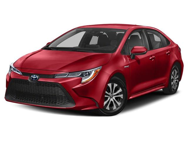 2021 Toyota Corolla Hybrid Base w/Li Battery (Stk: 21CD18) in Vancouver - Image 1 of 9