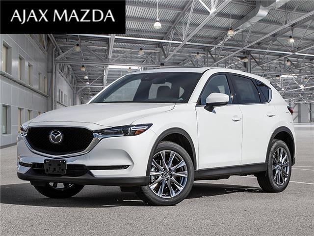 2021 Mazda CX-5 Signature (Stk: 21-1347) in Ajax - Image 1 of 23