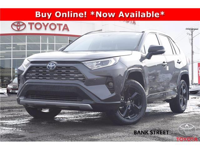 2021 Toyota RAV4 Hybrid XLE (Stk: 29020) in Ottawa - Image 1 of 25