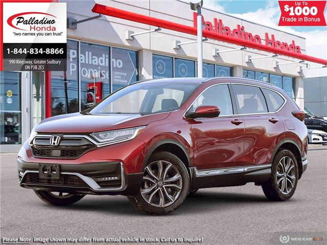 2021 Honda CR-V Touring (Stk: 23043) in Greater Sudbury - Image 1 of 23
