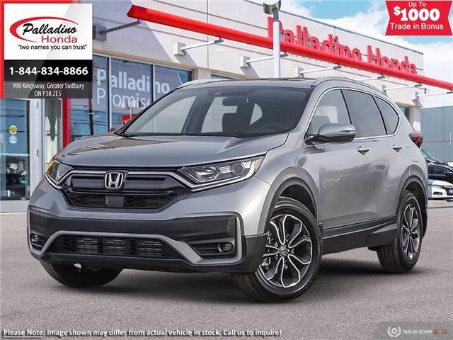 2021 Honda CR-V EX-L (Stk: 23100) in Greater Sudbury - Image 1 of 16