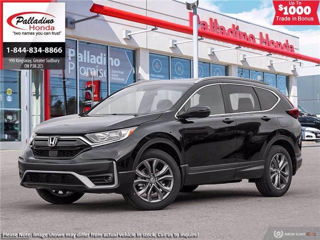 2021 Honda CR-V Sport (Stk: 23068) in Greater Sudbury - Image 1 of 23