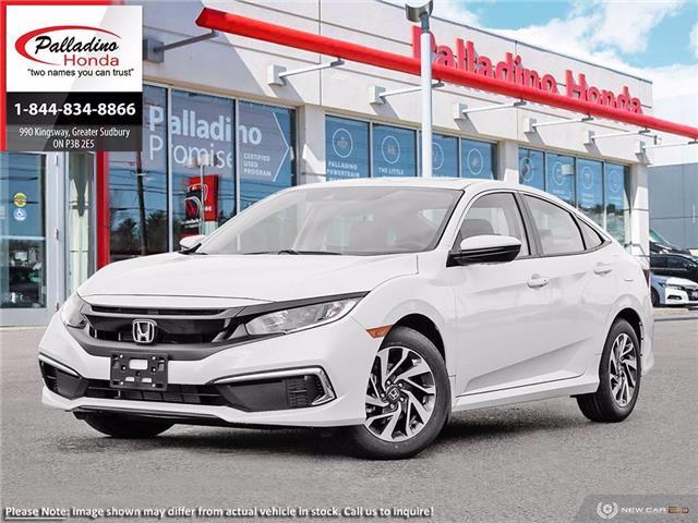 2021 Honda Civic EX (Stk: 23167) in Greater Sudbury - Image 1 of 23
