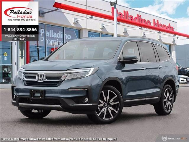 2021 Honda Pilot Touring 7P (Stk: 23176) in Greater Sudbury - Image 1 of 23