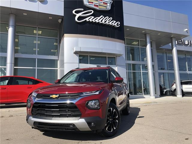 2021 Chevrolet TrailBlazer LT (Stk: B130582) in Newmarket - Image 1 of 23