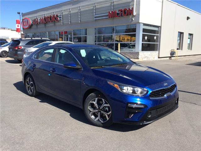 2021 Kia Forte EX (Stk: 344423) in Milton - Image 1 of 12