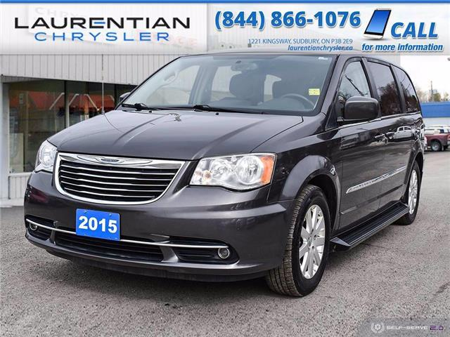 2015 Chrysler Town & Country Touring (Stk: 21228A) in Sudbury - Image 1 of 27