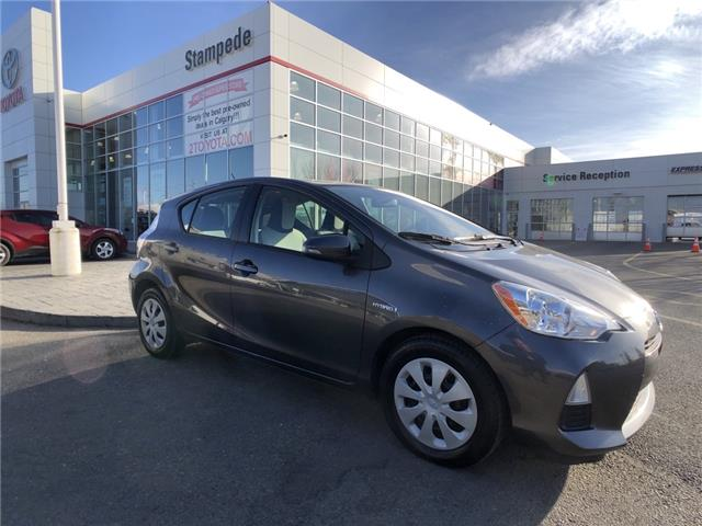2013 Toyota Prius C Base (Stk: 9336A) in Calgary - Image 1 of 21