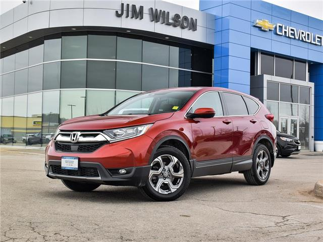 2019 Honda CR-V EX-L (Stk: 6582) in Orillia - Image 1 of 26