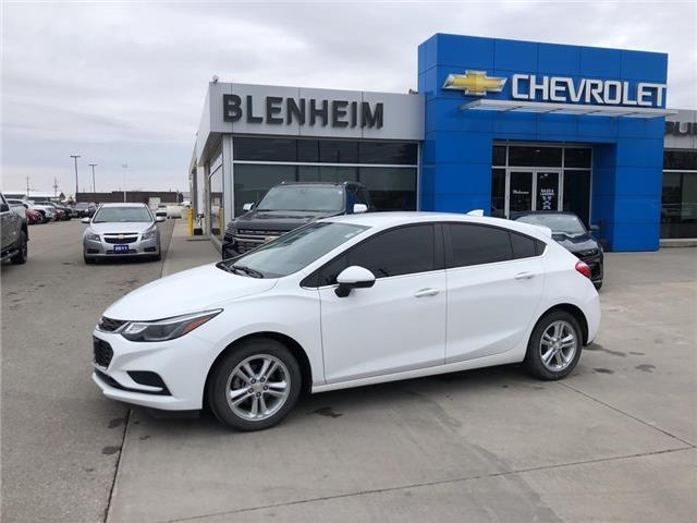 2017 Chevrolet Cruze Hatch LT Auto (Stk: M026A) in Blenheim - Image 1 of 6