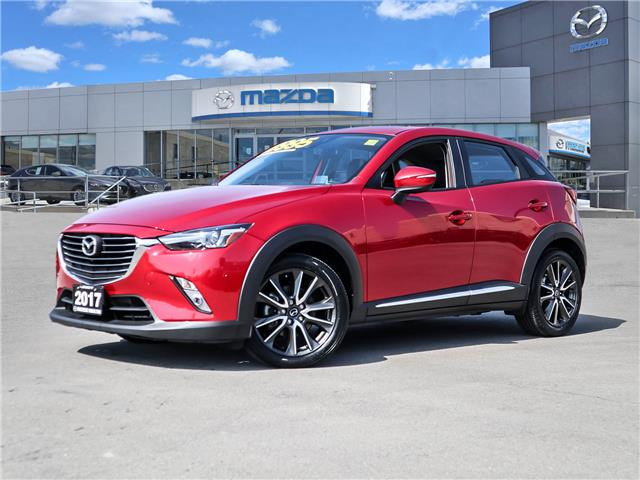 2017 Mazda CX-3 GT (Stk: LT1075) in Hamilton - Image 1 of 30