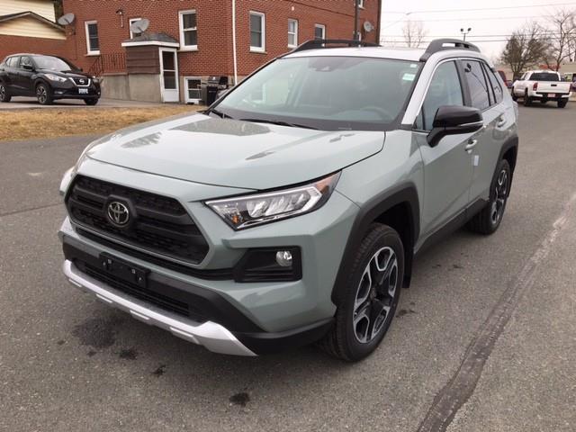 2021 Toyota RAV4 Trail (Stk: TX160) in Cobourg - Image 1 of 10