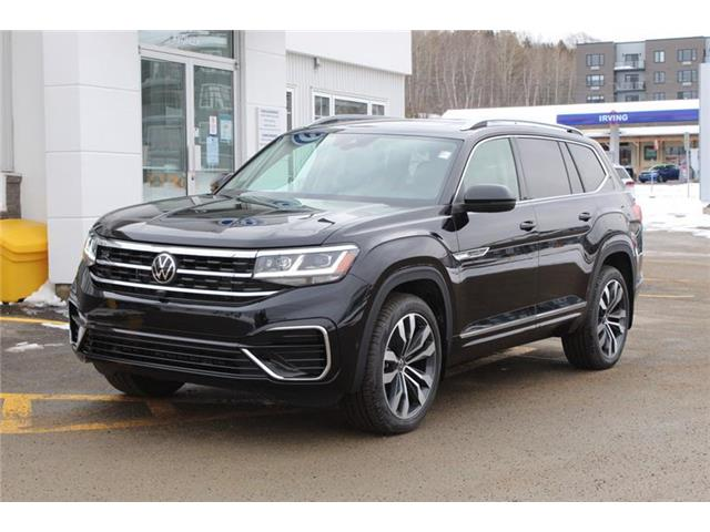 2021 Volkswagen Atlas 3.6 FSI Execline (Stk: 21-49) in Fredericton - Image 1 of 23