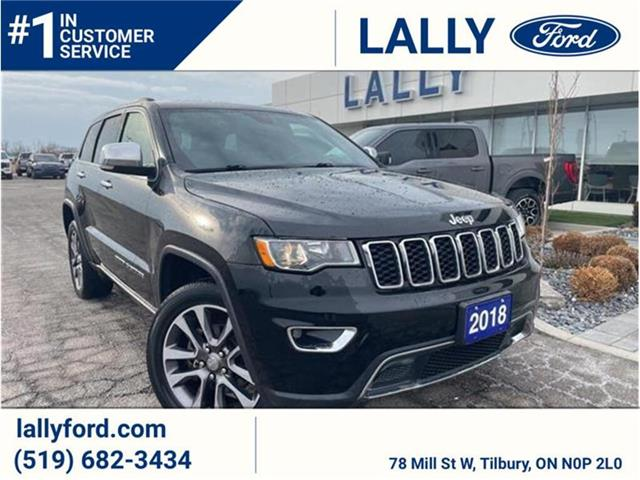 2018 Jeep Grand Cherokee Limited (Stk: 27288A) in Tilbury - Image 1 of 20
