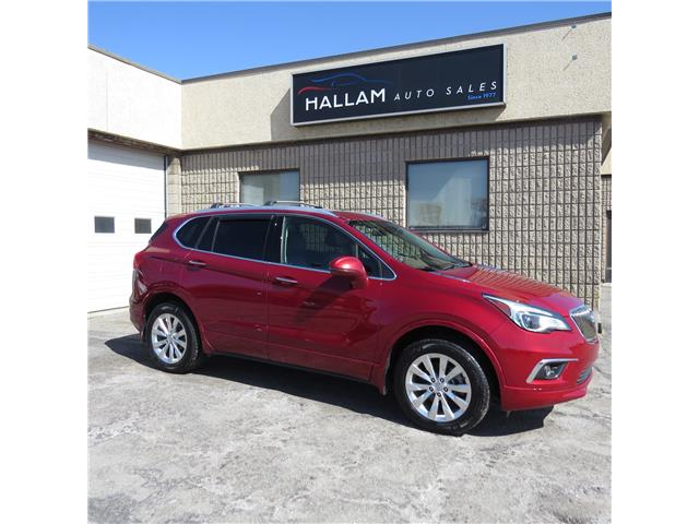 2017 Buick Envision Essence (Stk: ) in Kingston - Image 1 of 21
