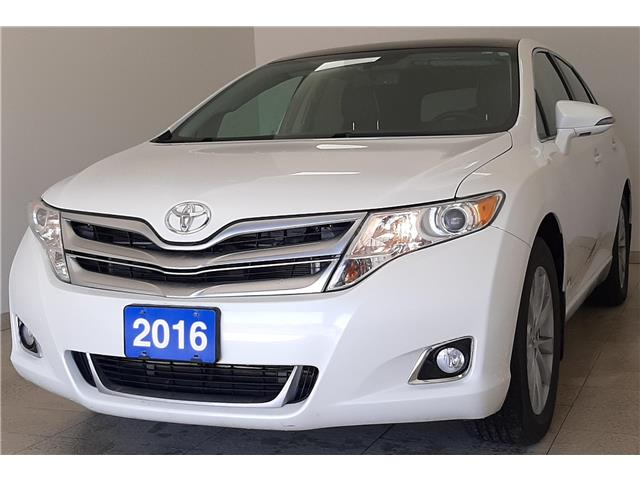 2016 Toyota Venza Base (Stk: 01138A) in Sudbury - Image 1 of 12