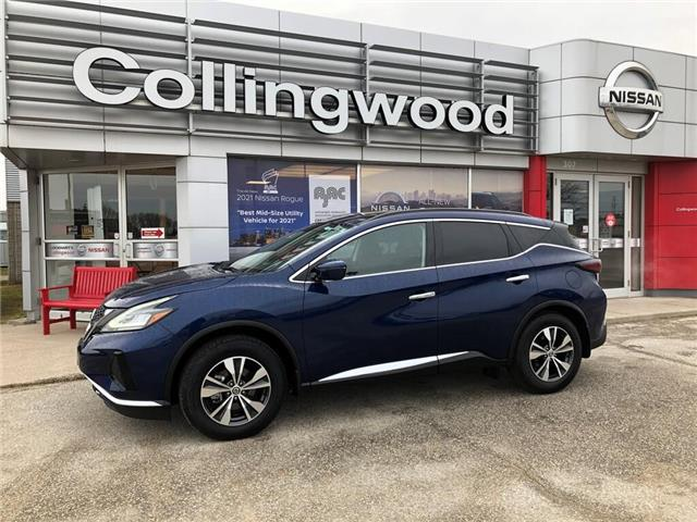 2019 Nissan Murano SV (Stk: P4877A) in Collingwood - Image 1 of 25