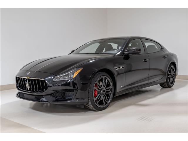 2021 Maserati Quattroporte S Q4 GranSport (Stk: 1036MC) in Calgary - Image 1 of 17