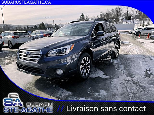 2017 Subaru Outback 3.6R Limited (Stk: A3376) in Sainte-Agathe-des-Monts - Image 1 of 25