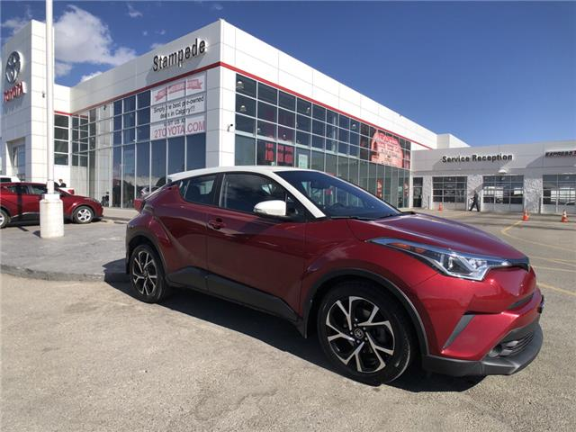 2018 Toyota C-HR XLE (Stk: 9326A) in Calgary - Image 1 of 24