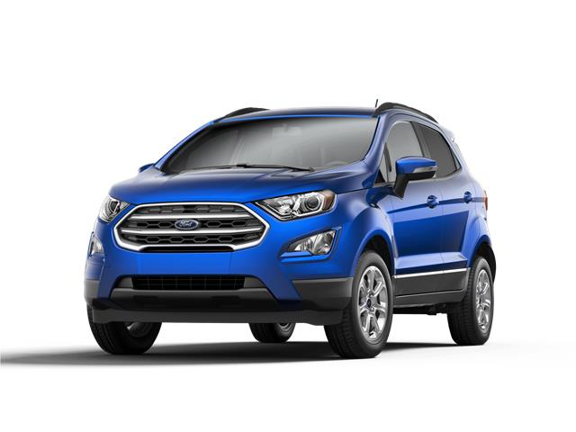 2021 Ford EcoSport SE (Stk: O20528) in Port Alberni - Image 1 of 8