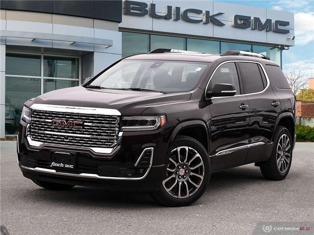 2021 GMC Acadia Denali (Stk: 153709) in London - Image 1 of 29